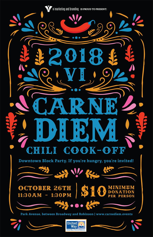 1-25888-Carne Diem 2018 Poster-F