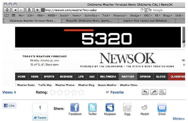 NewsOK Website