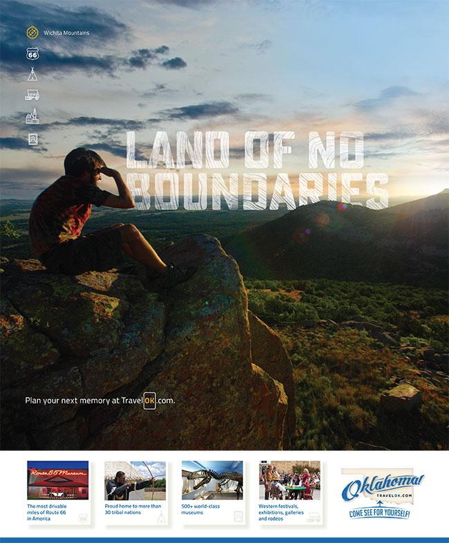 OTRD TravelOK Land of No Boundaries