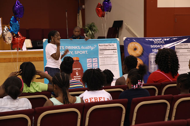 Rethink Your Drink Launch Event