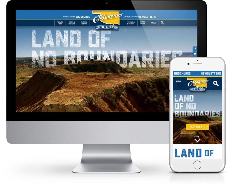 TravelOK Website