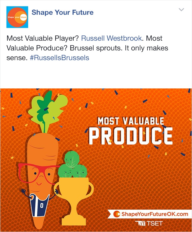 Most Valuable Produce