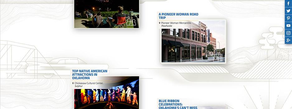 TravelOK Website Detail 1