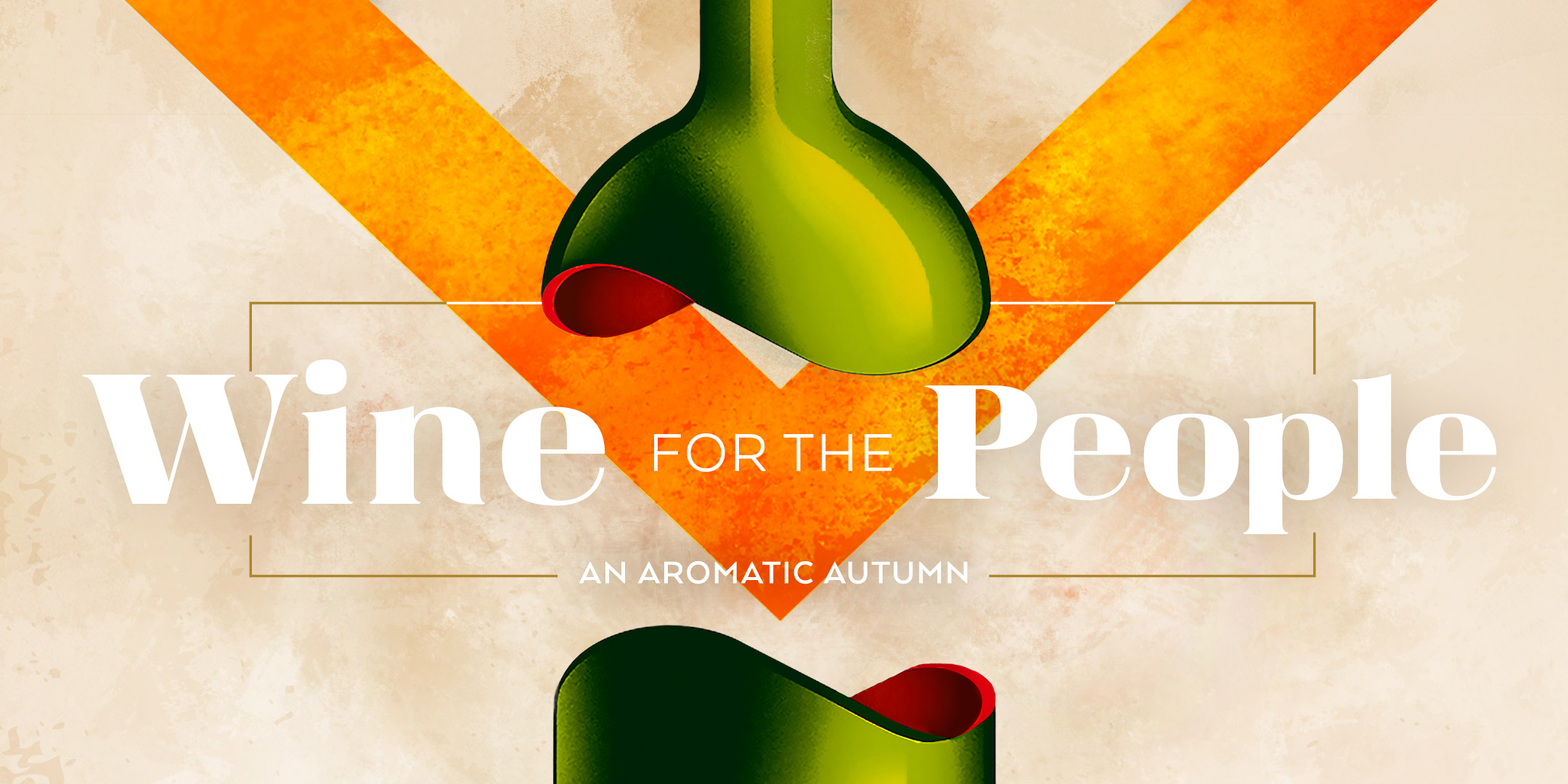 Wine for the People - An Aromatic Autumn