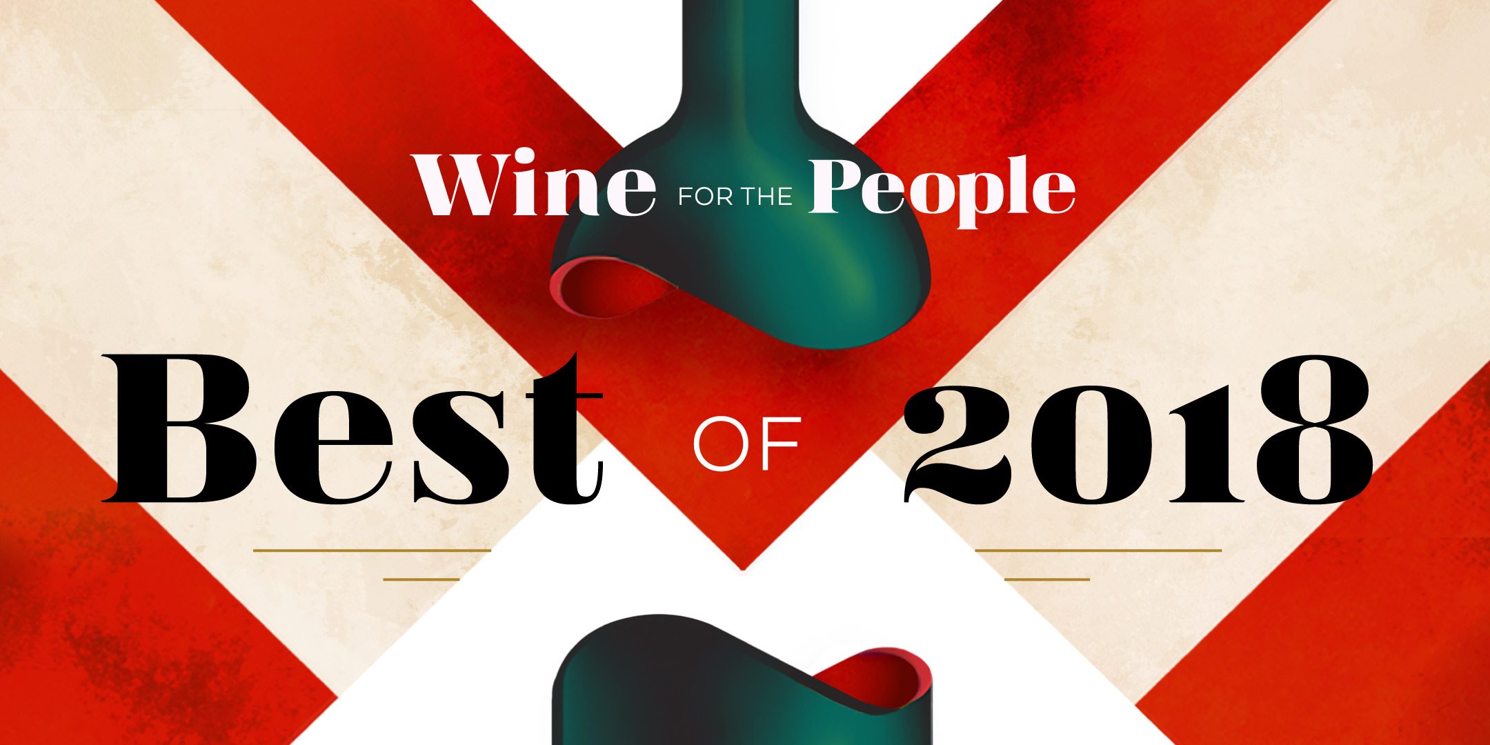 Wine for the People - Best of 2018