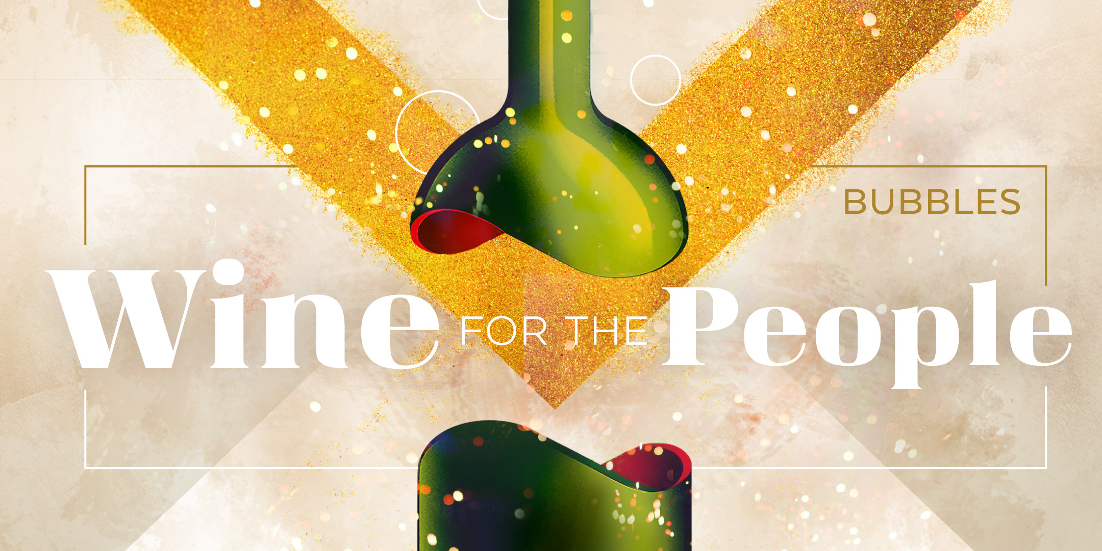 Wine for the People - Bubbles