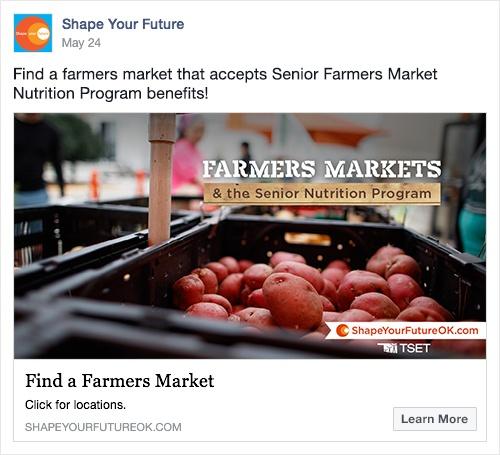 Farmers Market Find a Farmers Market