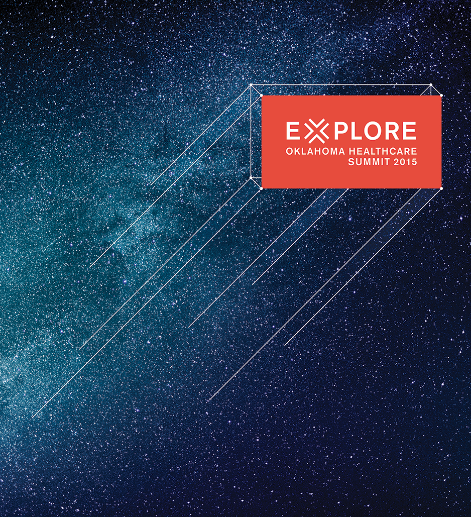 Our work for PLICO: Explore, Oklahoma Healthcare Summit 2015