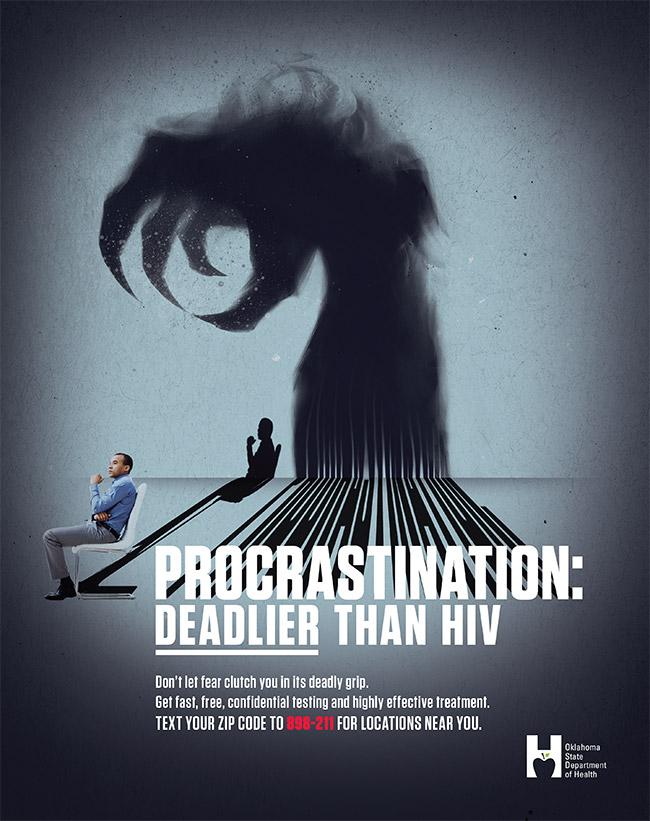 Procrastination: Deadlier than HIV