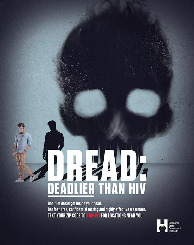 Dread: Deadlier than HIV