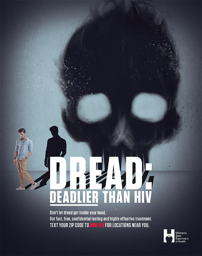 Dread: Deadlier than HIV
