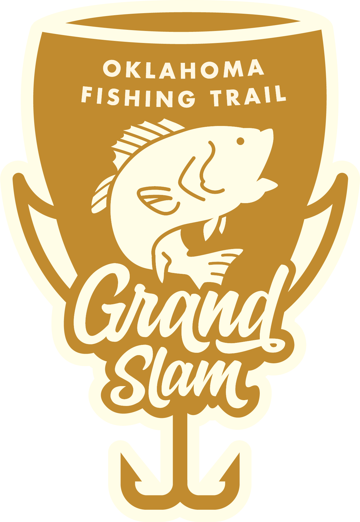 Grand Slam Sticker