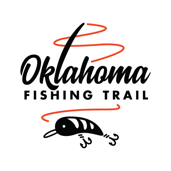 Oklahoma Fishing Trail Main Logo  - RGB